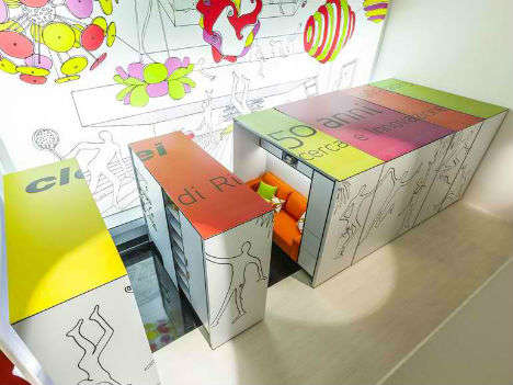 Modular Room Murals