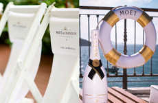 Luxury Mobile Champagne Bars