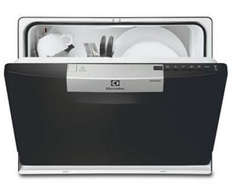 Briefcase-Sized Dishwashers - The 'Compact Dishwasher' Fits in Any Nook or Cranny