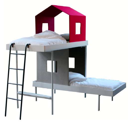 18 Modern Bunk Bed Creations