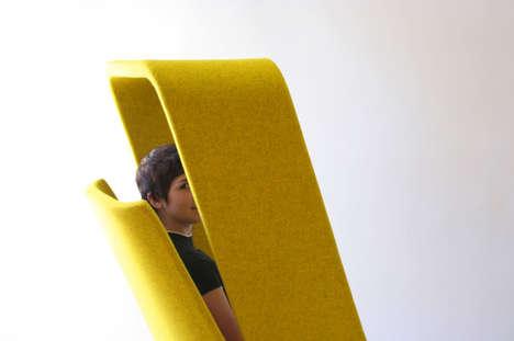 Peak-a-Boo Seating