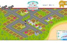 Gamified Donation Platforms - The 'Repair the Rockaways' Site Uses a Game to Encourage Donations