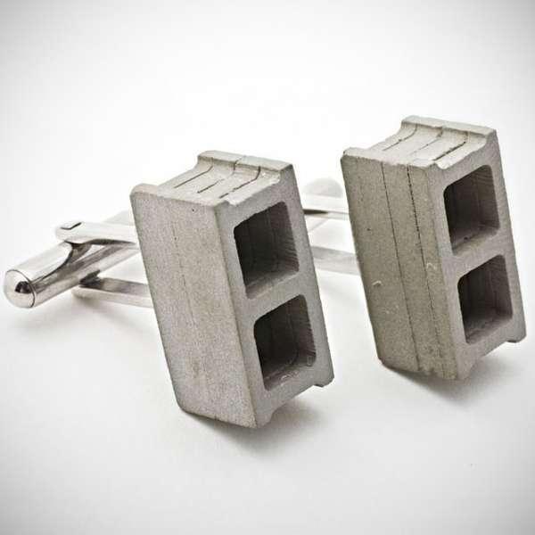 12 Concrete Jewelry Pieces