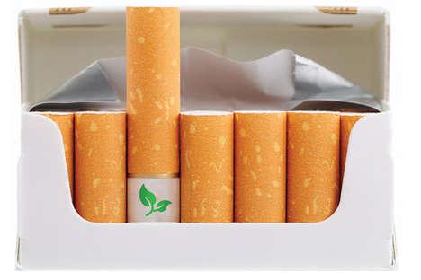 City-Beautifying Cigarettes