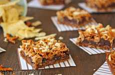 Father's Day Desserts - The Dude Food Magic Bars are Made Using the Manliest of Ingredients