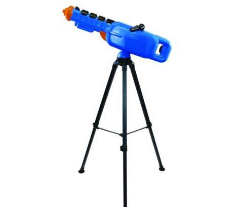 Tripod-Aided Water Guns