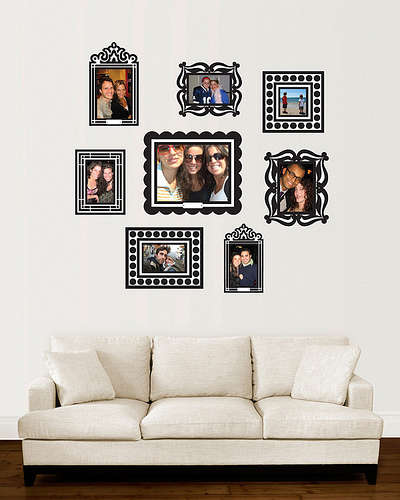 From Face-Altering Photo Frames to Retro Photo Tributes