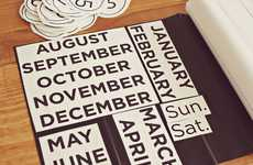 DIY Refrigerator Calendar - This Quick Project Keeps You Organized and Active