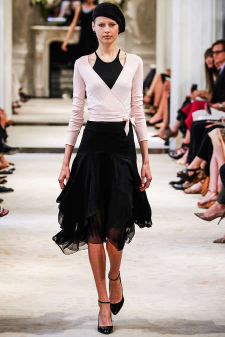 Parisian Ballerina Fashion
