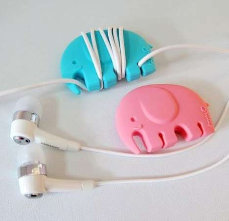 Adorable Animalistic Cable Wraps