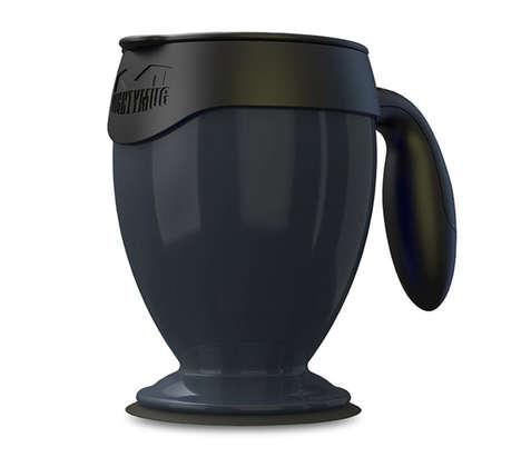Rugged Untippable Mugs