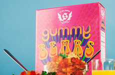 Candy-Filled Morning Meals - The 'Gummy Bears Breakfast Cereal' Will Give Anyone a Sugar Rush