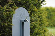Clever Gardening Stations - These Watering Stations from Company Laorus Make Gardening Easier