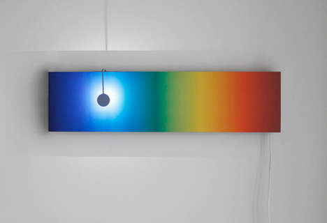 Lovely Rainbow Lamps