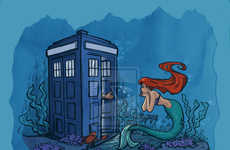 Time-Travelling Fairy Tales - Fairy Tale Characters Receive a Visit from the Doctor