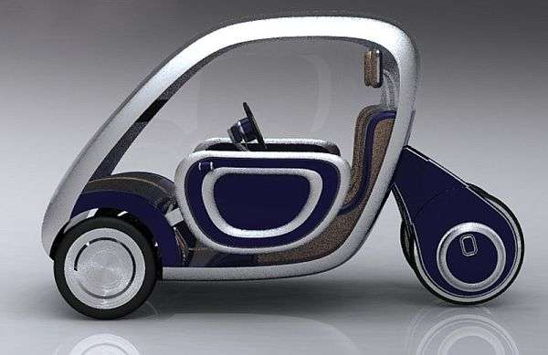 37 Sleek One-Seater Vehicles