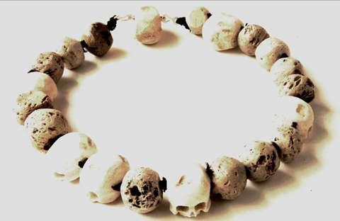 32 Eerie Skeletal Jewelry Pieces