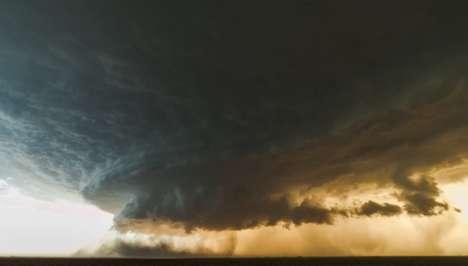 Awe-Inspiring Thunderstorm Footage