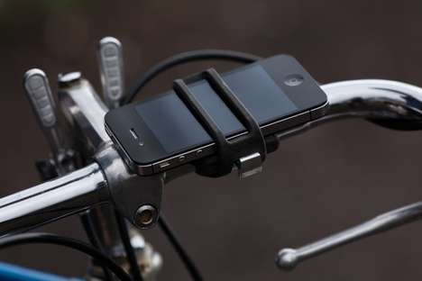 Phone-Implementing Bike Accesories