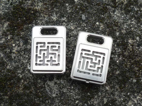 Lifetime Quality Titanium Tags