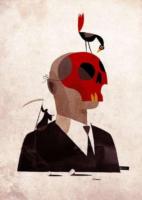 Devilish Masked Portraits (UPDATE)