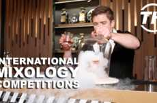 International Mixology Competitions - The Disaronno Mixing Star Competition Comes to Toronto