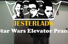 Supernatural Elevator Pranks - These Elevator Pranks are Perfect for Star Wars Fans
