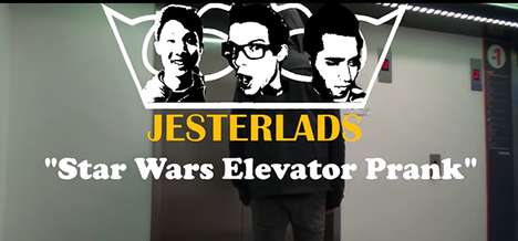 Supernatural Elevator Pranks