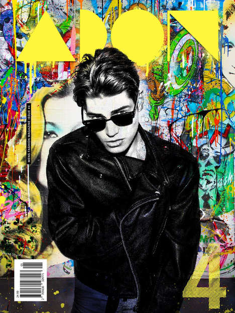New Wave Graffiti Editorials