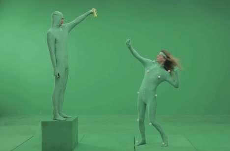 Deceptive Green Screen Stunts