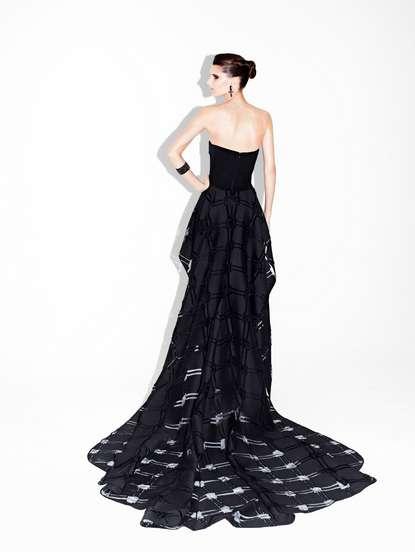 Mermaid-Inspired Formalwear