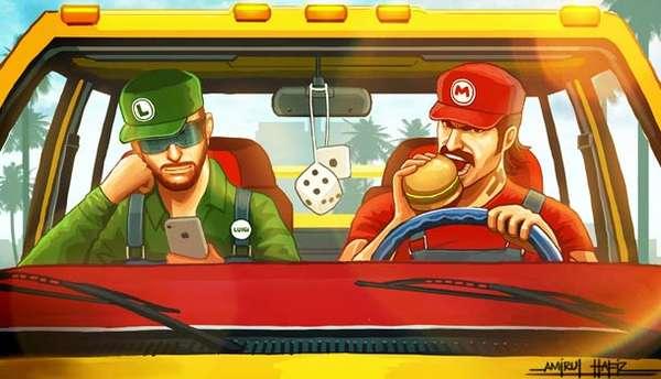 100 Mario World Creations
