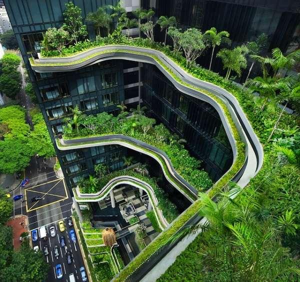 41 Eco-Friendly Hotels
