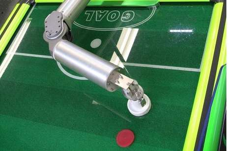 Air Hockey-Winning Bots