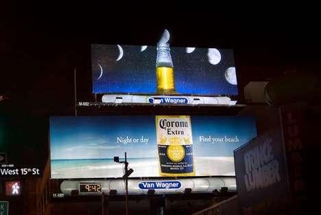 Moon-Integrating Billboards