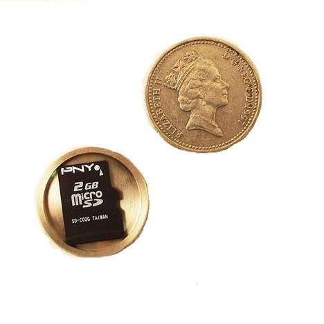 Secretive Coin Compartments