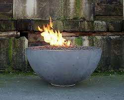 Spherical Fire Bowls