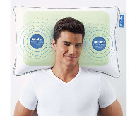 Soothing Pillow Speakers