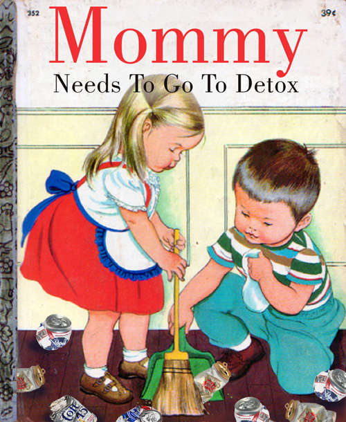 12 Inappropriately Adult Kids Books