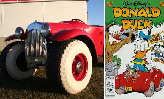 10 Cute Cartoon-Themed Cars