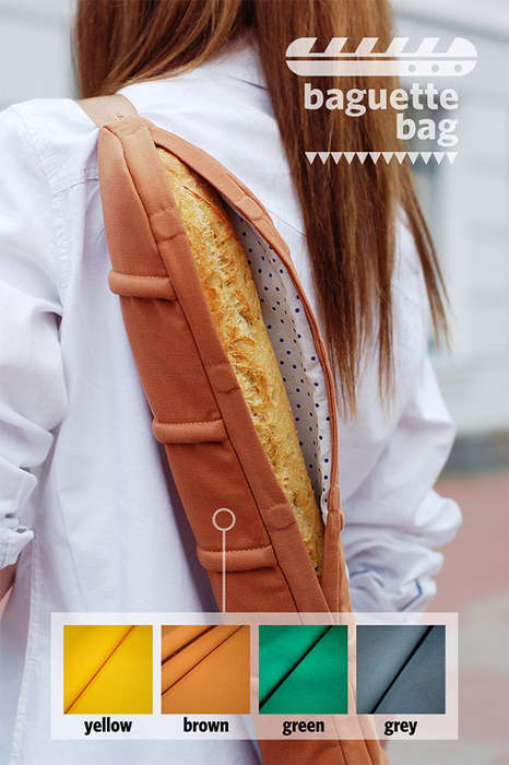 Baguette-Holding Bags