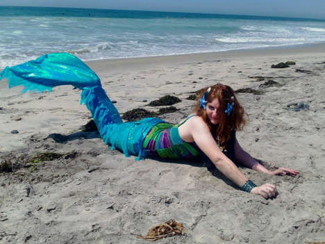 Majestic Mermaid Costumes