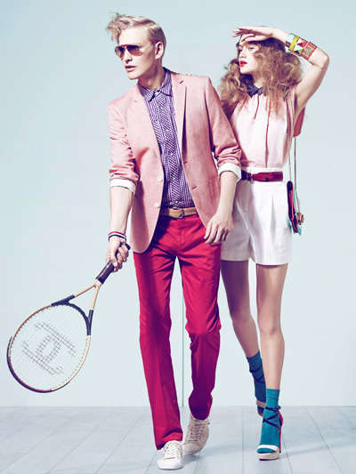 56 Tennis Attire Lookbooks