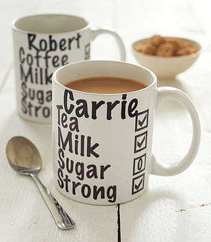 17 Personalized Kitchenware Items