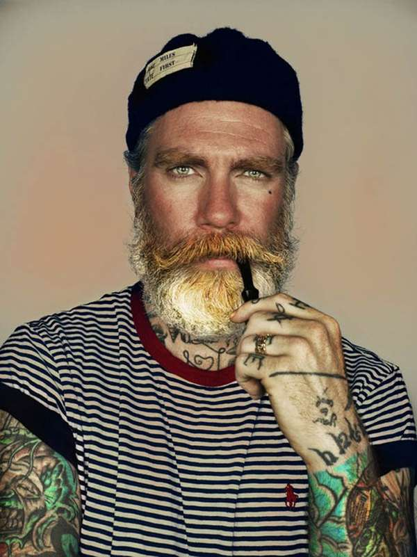 57 Fashionable Beard Styles