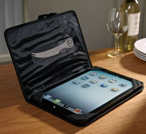 Tablet-Inspired Cutting Boards