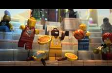 Building Block Blockbuster Movies - LEGO The Movie Features Familiar Pop Culture Faces as LEGO Men