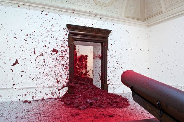 100 Gruesomely Blood-Spattered Products