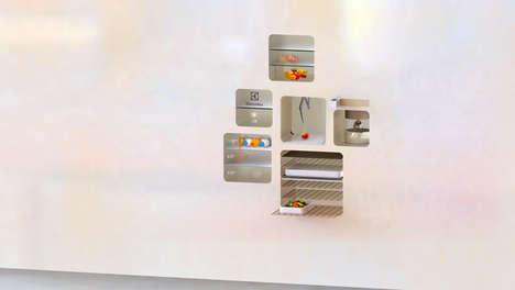 Flat Automated Kitchens