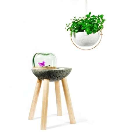 Material-Focused Home Decor